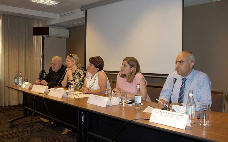 """Workshop dedicated to the discussion of the main provisions of the  """"Methodological Document on social case management"""""""